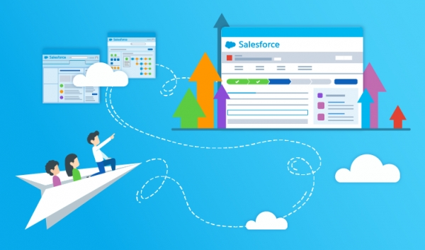 Ipotesi di accordo SALESFORCE e DIGITAL CAPABILITIES